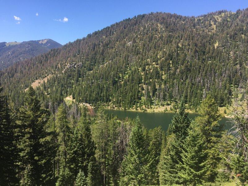 Mystic Lake.