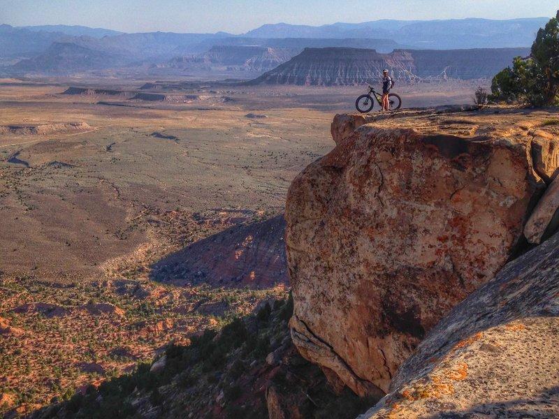 Beautiful views in Utah
