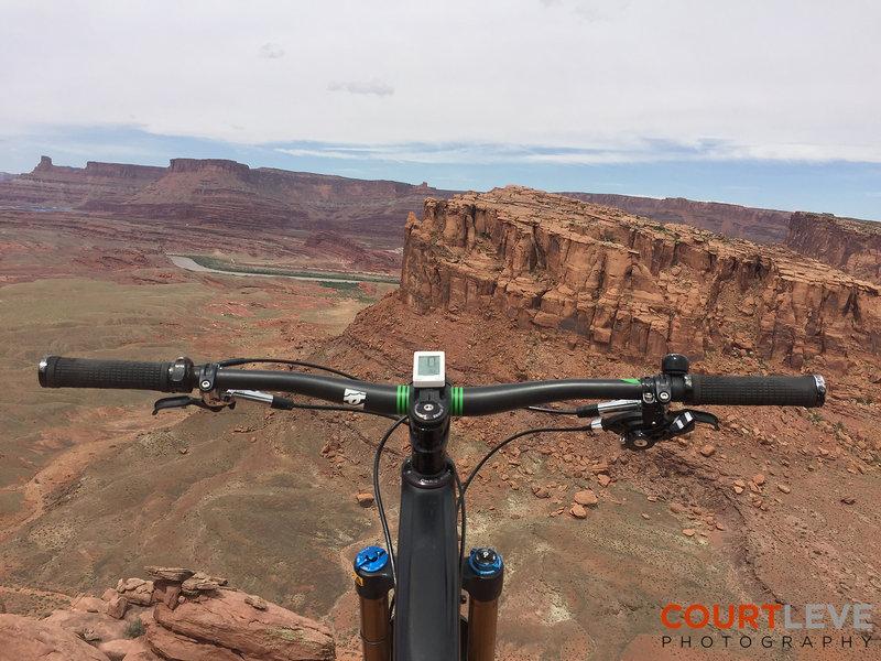Hymasa Trail. Challenging trail.