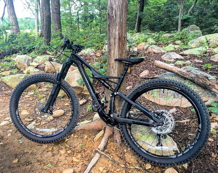 Try the new ride on some rocks!!