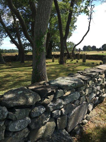 Parson Gray Cemetery