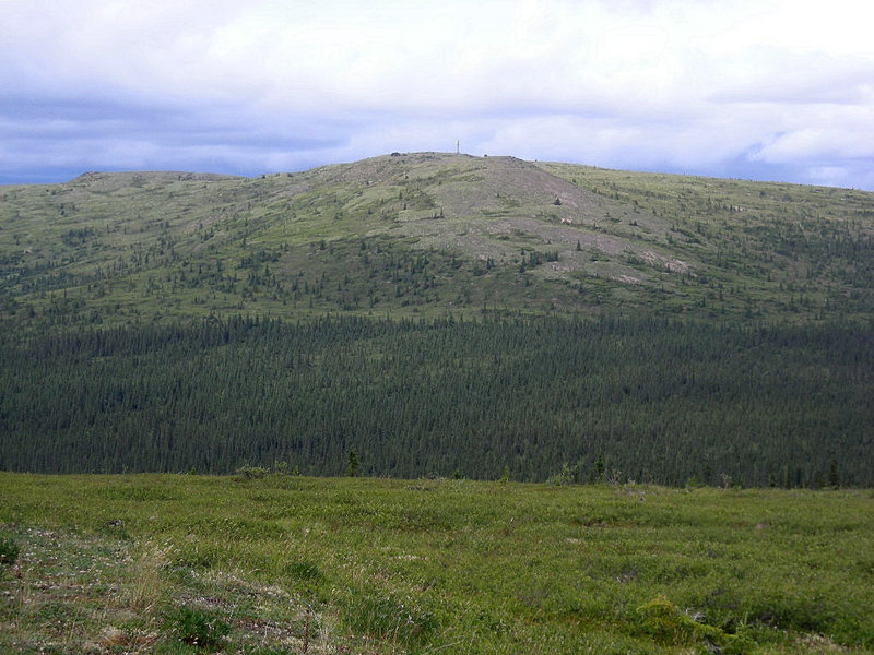 Wickersham Dome - White Mountains. with permission from eliot_garvin