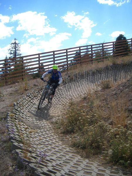 Juniper Trail.
