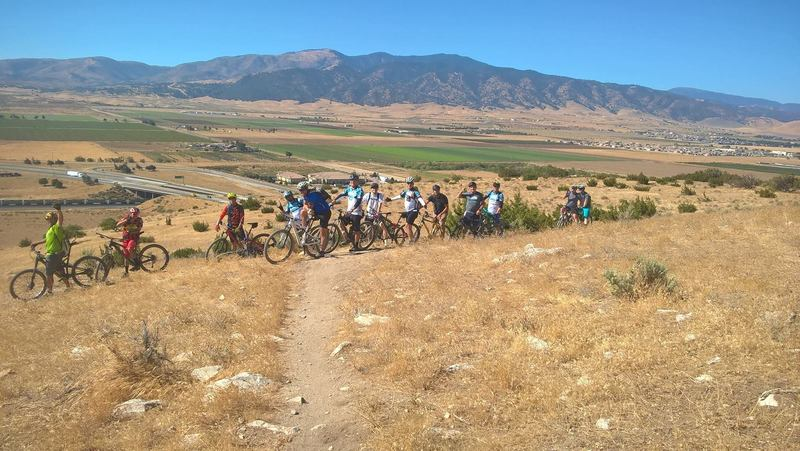 Labor Day group ride.