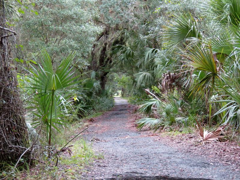 Flagler Trail.