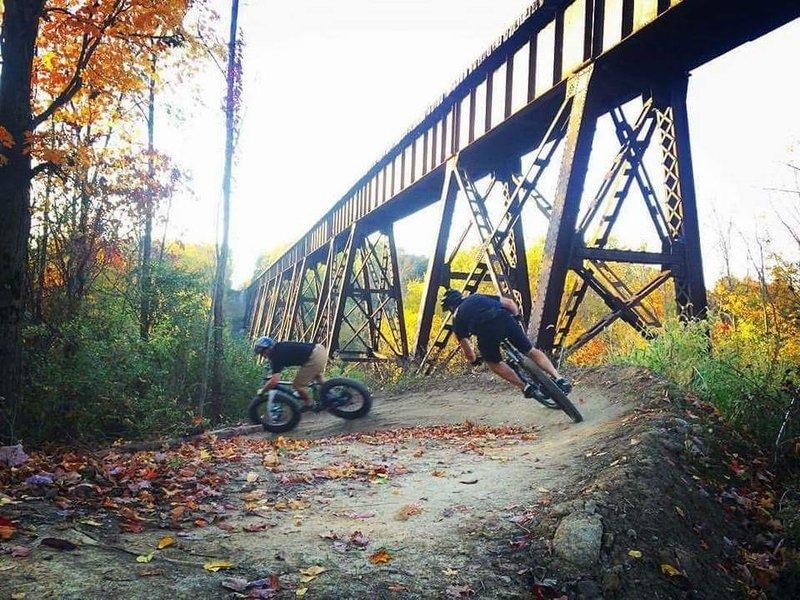 Fall Badger Riding 2016.