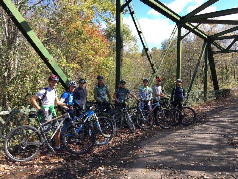 A great ride at Brush Creek.
