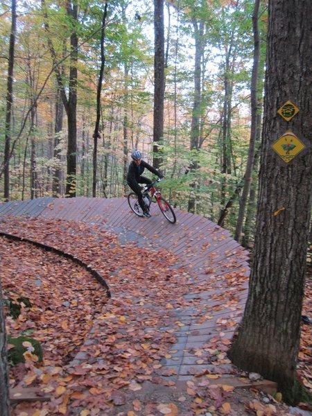 Nice fun ramp!