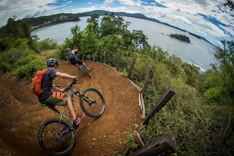 Mountain Bike Trails near Costa Rica