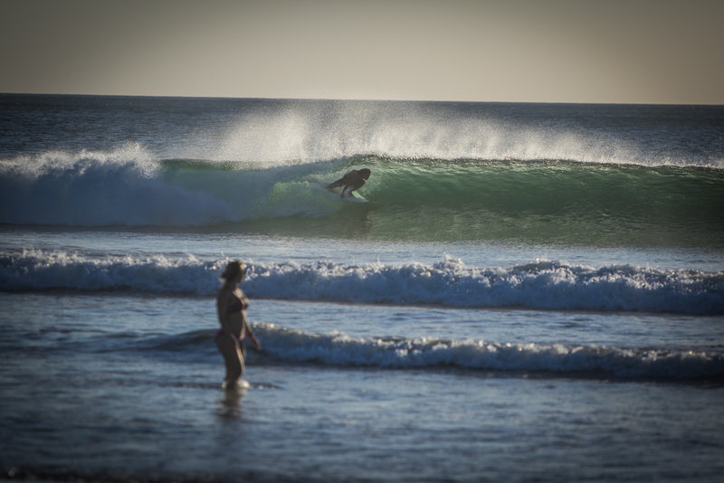 There's plenty of surf to be had!