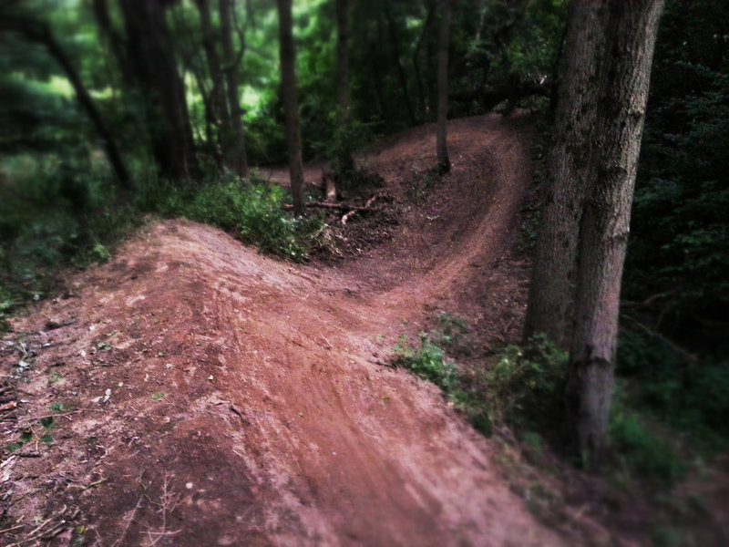 The berms on Ebb & Flow are phenomenal!