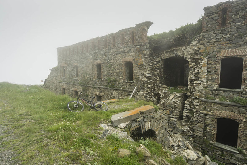 Fort Tabourde is a fun site to check out along your ride.