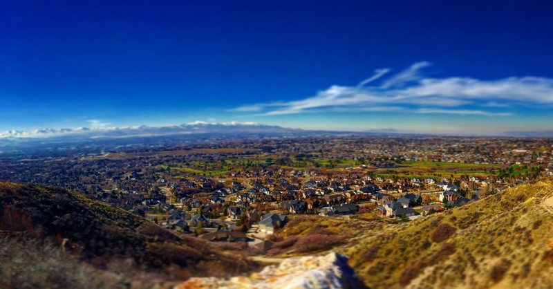 It's just hard to beat the Salt Lake Valley.