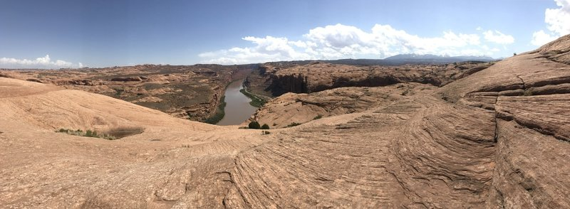 There's nothing like the Slickrock trail in Moab, nothing.