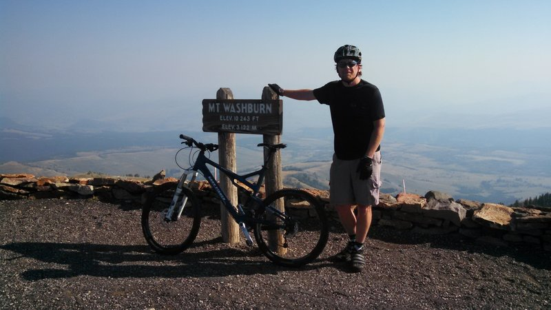 10,245' - Can't get much higher here.