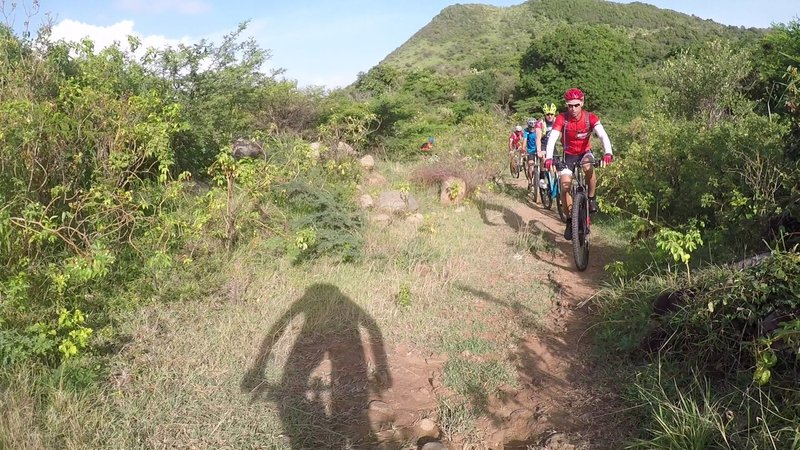 Skeletor is a nice trail between Anse Marcel and Grand Case airport. Nice view points, too!