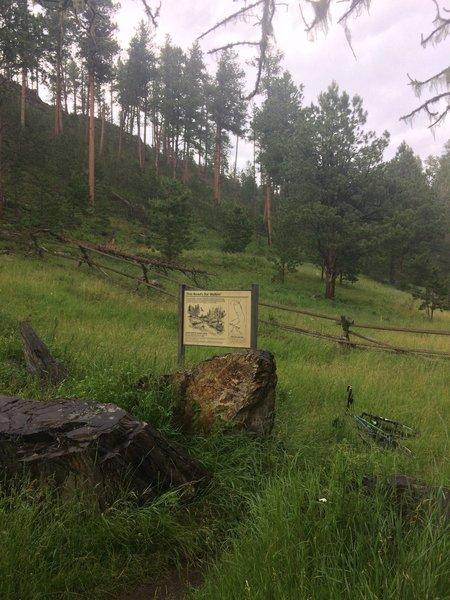 Slate Creek Trailhead