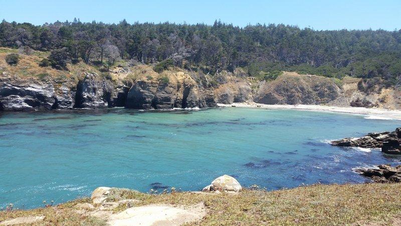 Stump Beach Cove