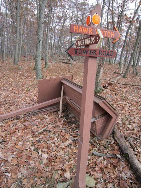 Wildcat Ridge Trails.