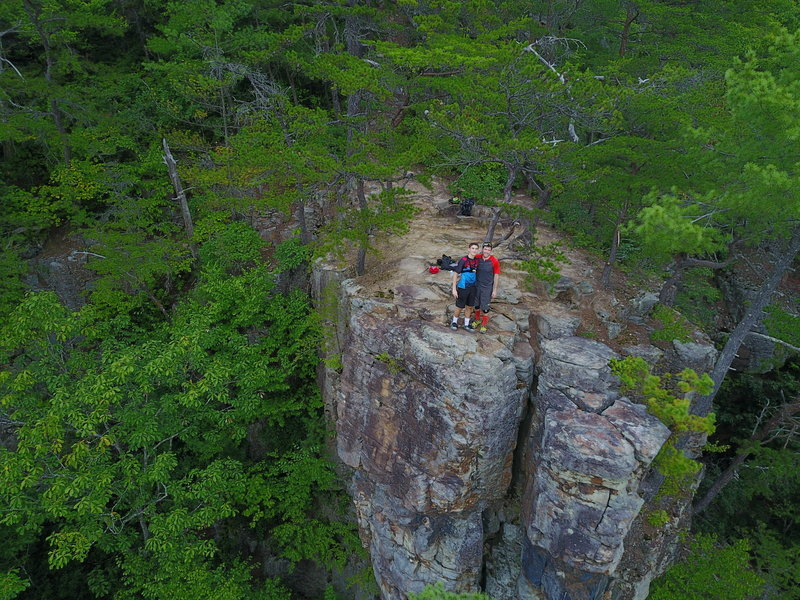 Lookout Mountain: drone style!