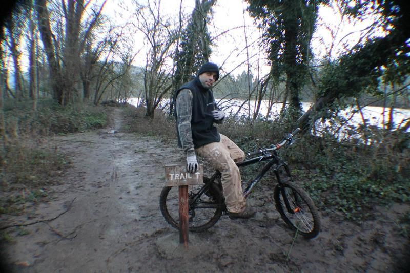 Joseph Micelli Trail, Roseburg, Oregon