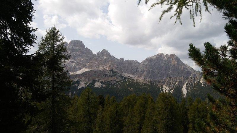View from Col de Varda