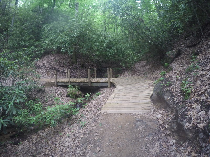 Really well constructed trails, these guys did a great job and created a wonderful asset for the WNC MTB community!