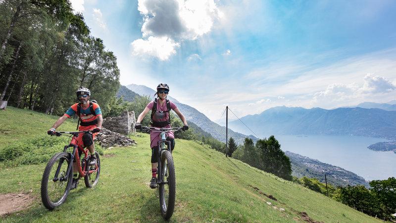 Alpe di Neggia Bike - Alessio Pizzicannella