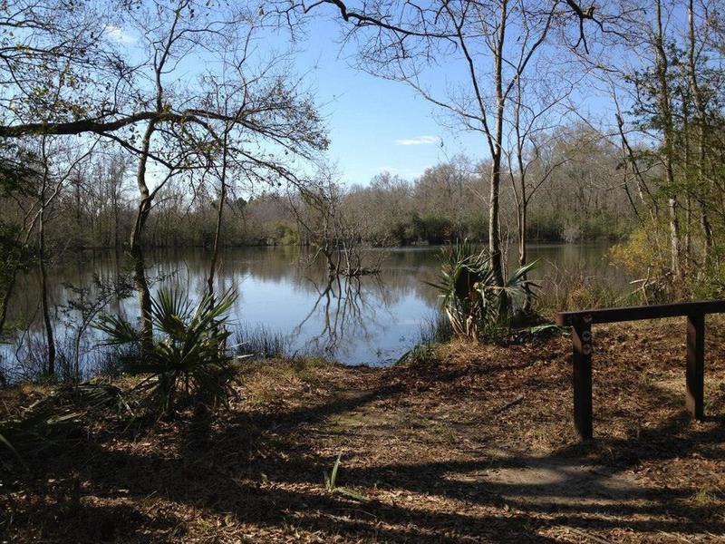 Horse Trail Lake