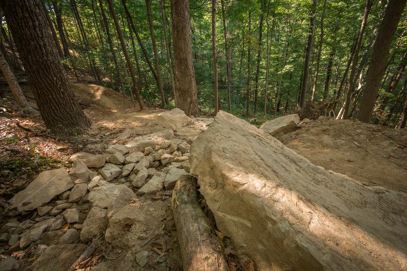 Hobbs Hollow Rock Gap Jump