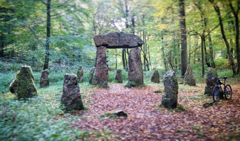Mémorial aux forestiers
