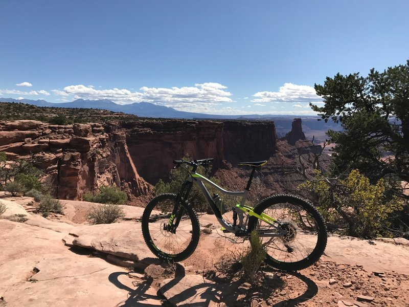 Dead Horse Point...one of the many points to view and enjoy!