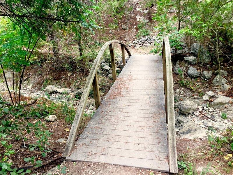 Canyon Trail.