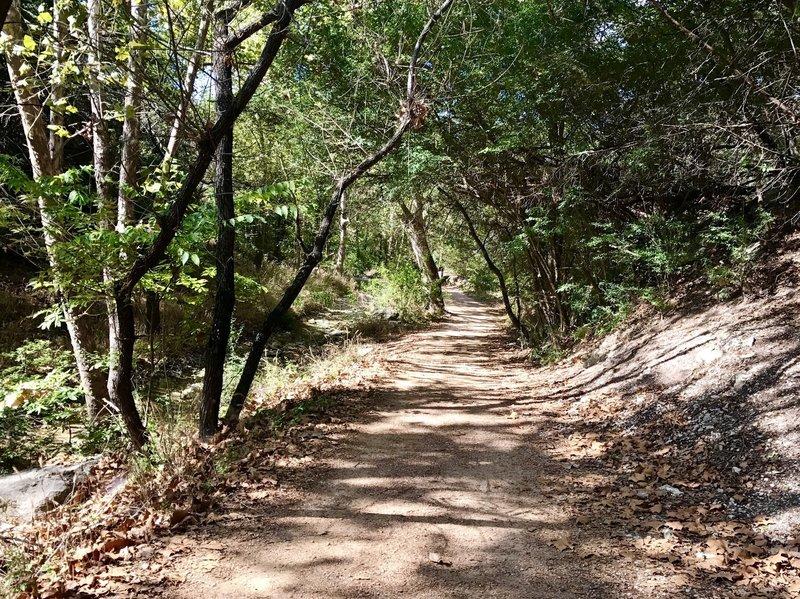 Hamilton Greenbelt II Trail.