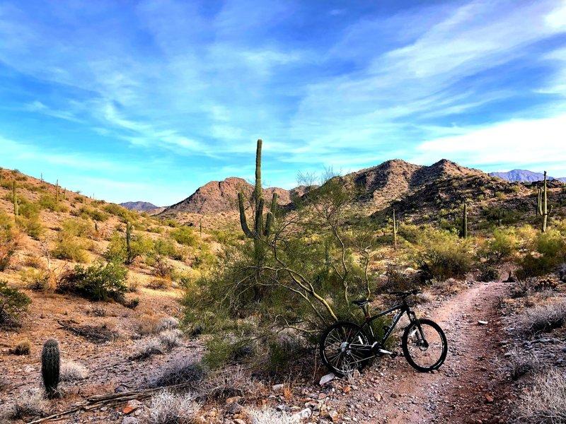 Rainbow Valley Trail.