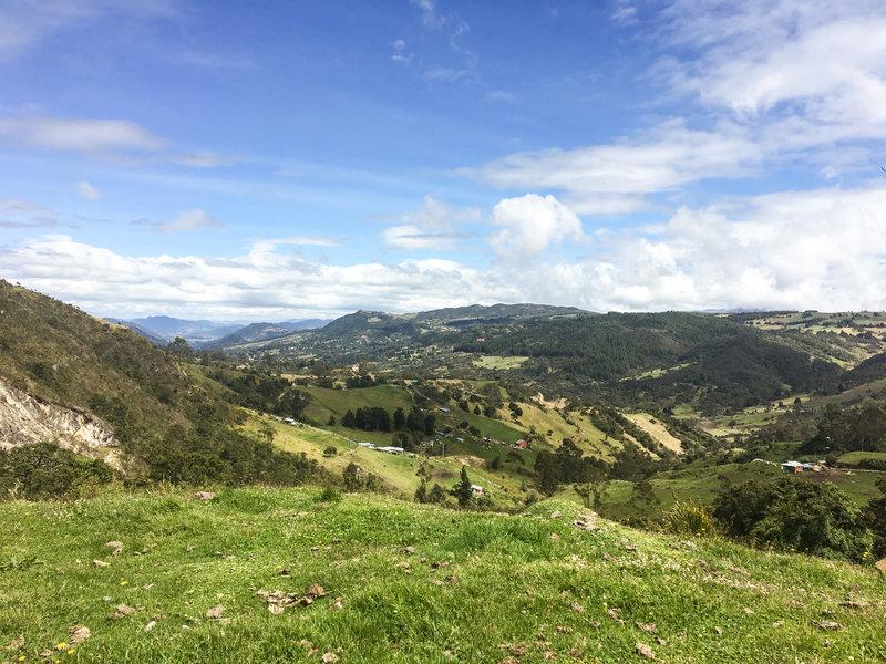 Rural Bogota
