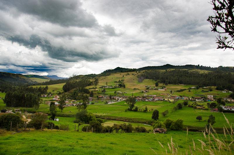Santa Rosita Town