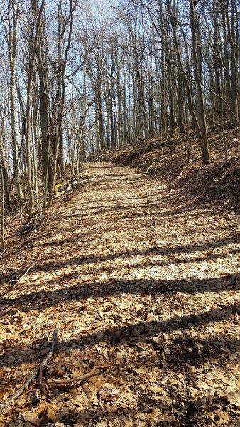 steep doubletrack