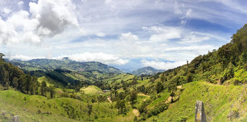 Santa Isabel Landscape.