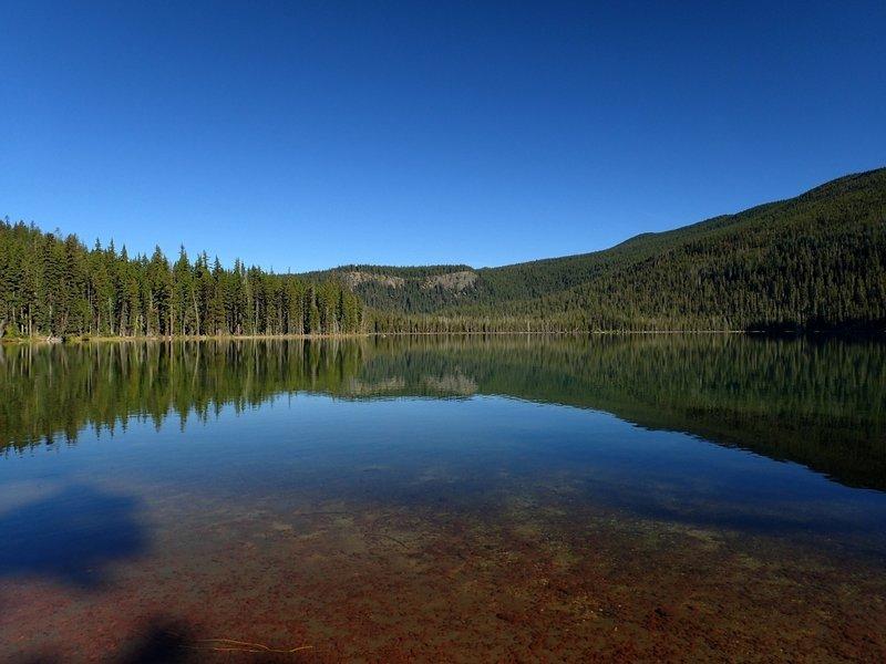 Miller Lake.