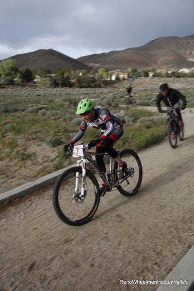 Reno Wheelmen Twilight MTB XC-Hidden Valley Bike Trails- 2014-2016 Race Cat A.