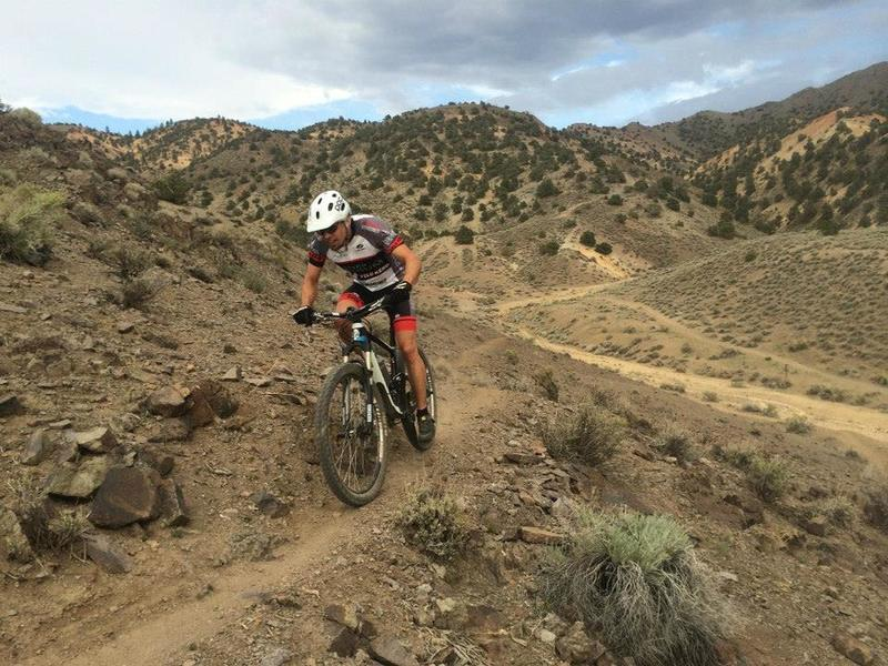 Reno Wheelmen Twilight MTB XC-Hidden Valley Bike Trails 2014 XC-with MTB Racedirector.