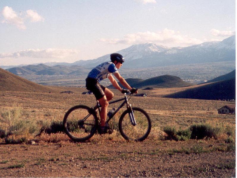 Reno Wheelmen Twilight MTB XC-Hidden Valley Bike Trails 2001.