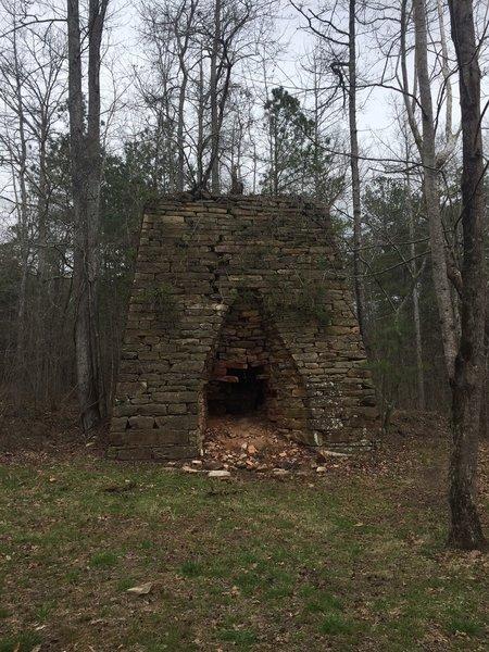 Historic Iron Furnace