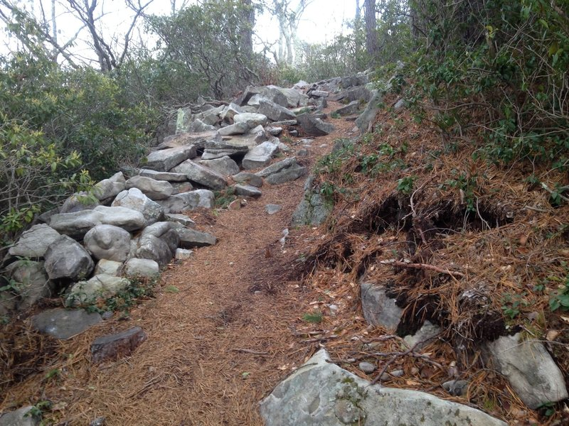 Rocks and Loam on Timber Ridge