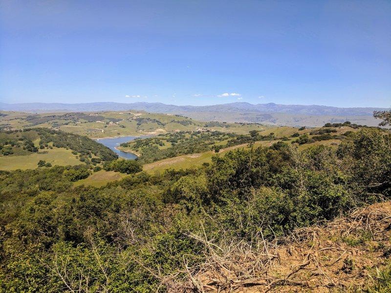 View from Chisnantuk Peak Trail