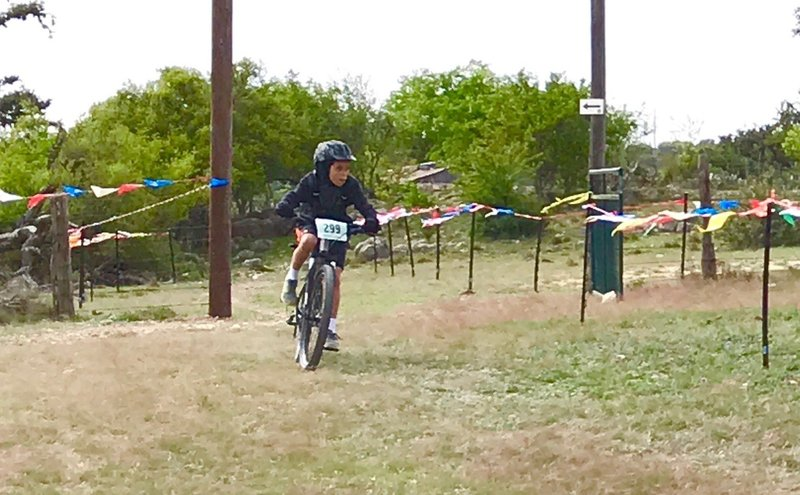 Flat Rock Ranch....annual XC race weekend....a great time !