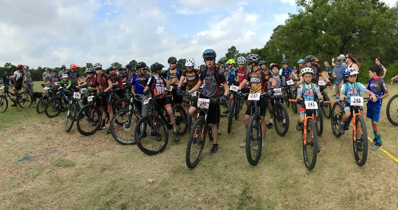 2018 TMBRA State Finals at Bluff Creek Ranch