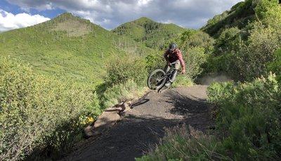 Roaring Fork Mountain Bike Association, Glenwood celebrate