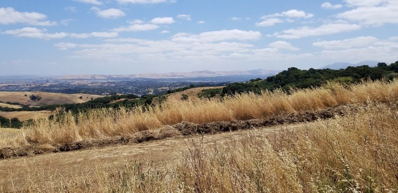 The views from Gustin Ranch